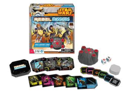 Star Wars Games Star Wars Rebel Missions Game Just $9.21! Down From $34.99!