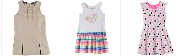 Girl's Dresses Only $5.36! Down From Up To $28.00!