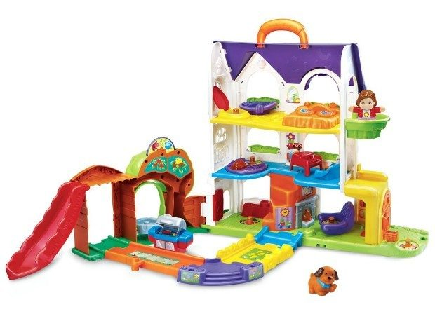 VTech Go! Go! Smart Friends Busy Sounds Discovery Home Was $48 Now Just $29.99!