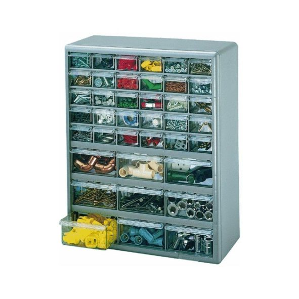 Stack-On 39 Drawer Storage Cabinet