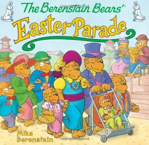 The Berenstain Bears' Easter Parade $3.59 + FREE Shipping with Prime!