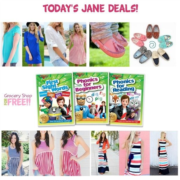 Today's Jane Deals