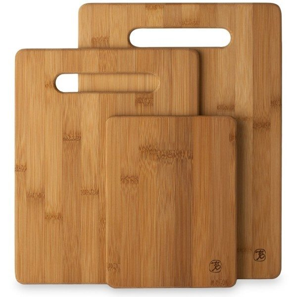 Totally Bamboo 3-Piece Cutting Board Set Just $10.99!
