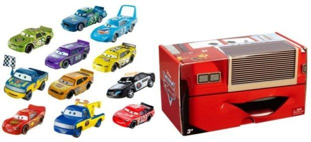 Disney/Pixar Cars Diecast Car Collection 11-Pack Just $27 Down From $45!