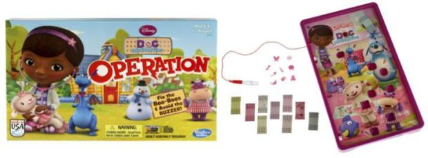 Disney Doc McStuffins Operation Game Just $16.50 Down From $23!