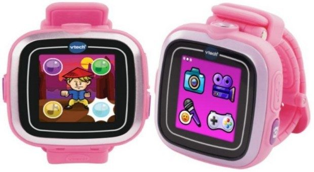 VTech Kidizoom Smartwatch, Pink Just $41.99 Down From $59.99!