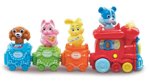 VTech Connect And Sing Animal Train Just $14.82! (reg. $21.99)