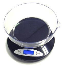 Weighmax Electronic Kitchen Scale and Bowl Just $11.78! (Reg. $30)