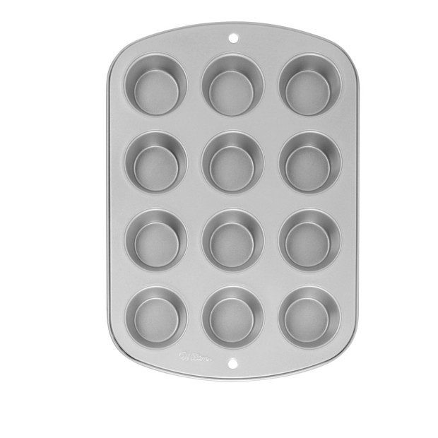 Wilton Recipe Right Nonstick 12-Cup Regular Muffin Pan $6.29 + FREE Shipping with Prime!