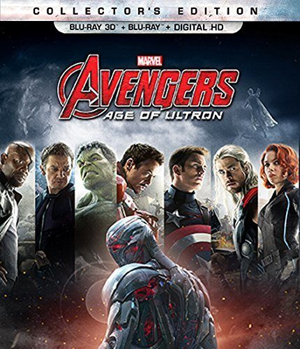 Marvel's Avengers: Age of Ultron (Collector's Edition) Just $25.48!