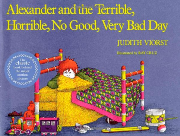 Alexander and the Terrible, Horrible, No Good, Very Bad Day Paperback Only $4.89!
