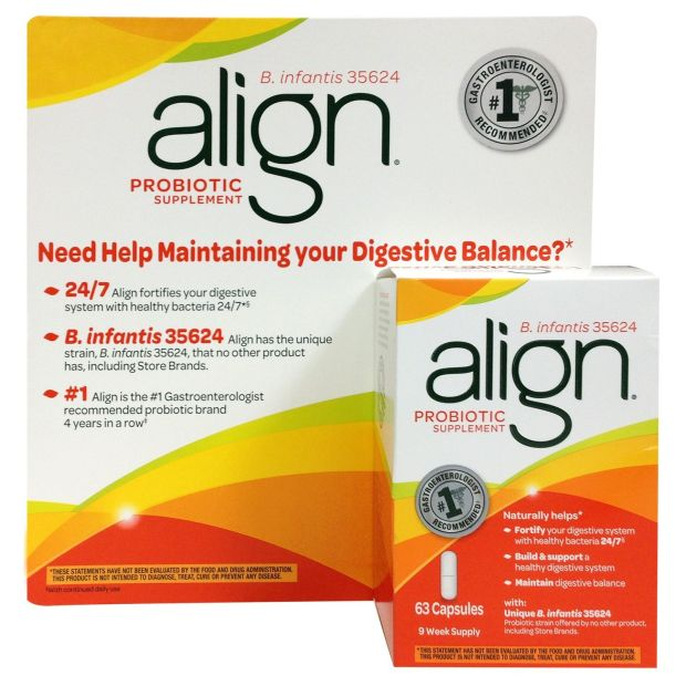FREE Align Probiotic Sample!