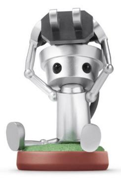 Chibi-Robo Amiibo - Amazon Exclusive Just $7.88 Down From $13!
