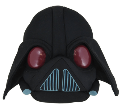 "Angry Birds Star Wars 5"" Bird - Darth Vader Just $6.88 Down From $15!"