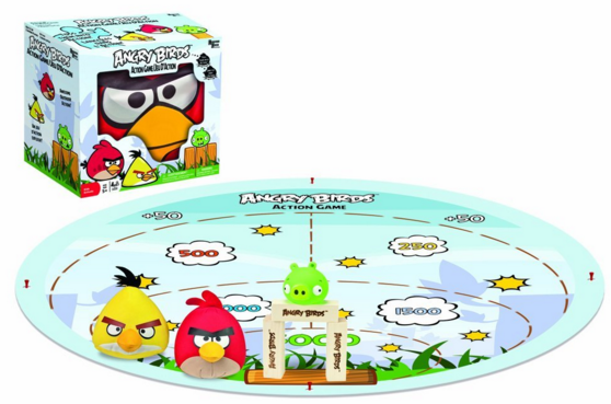 Angry Birds Indoor And Outdoor 3D Action Game Just $6.90 Down From $30!