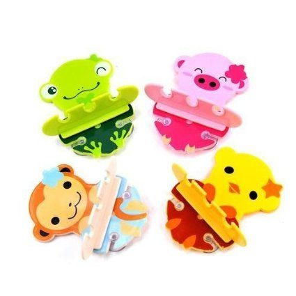 Animal Toothbrush Holders Only $2.03 + FREE Shipping!