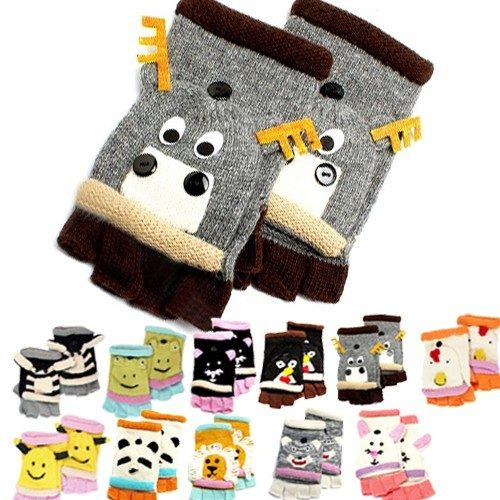 David & Young Critter Animal Gloves Just $4.99! Ships FREE!