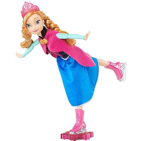 Frozen Skating Anna Doll Only $10 Plus FREE Store Pickup!