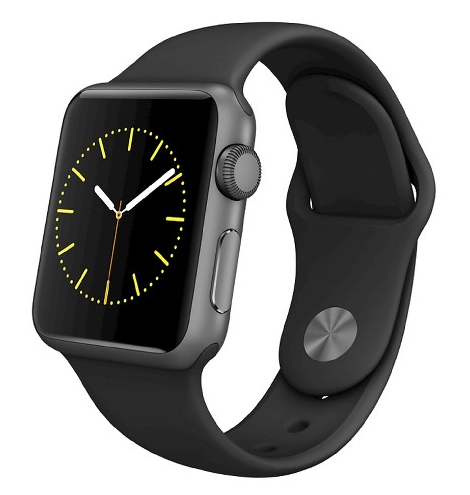 Apple® Watch 38mm Space Gray $349! + Get A $100 Gift Card!