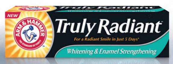 FREE Arm & Hammer Toothpaste Sample!