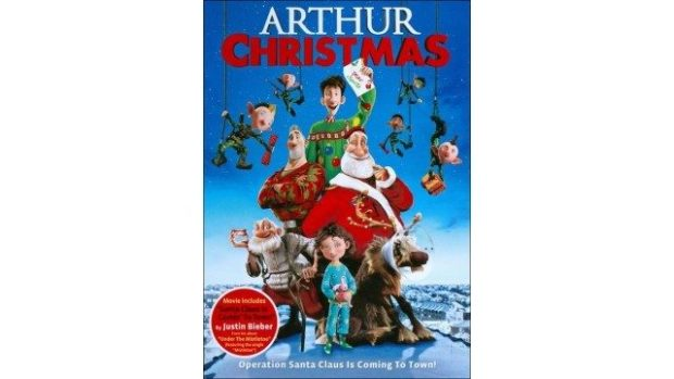 Arthur Christmas DVD Just $3.99!
