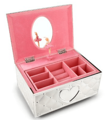 Lenox Childhood Memories Ballerina Jewelry Box Just $27 Down From $43!