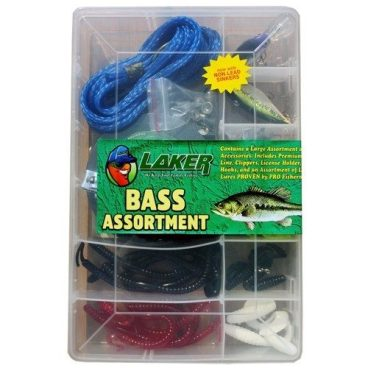 Laker Bass Assortment Just $12.99! Down From $40! Ships FREE!
