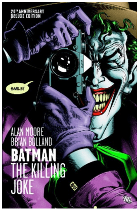 Batman: The Killing Joke, Deluxe Edition Hardcover Just $10.16 Down From $18!