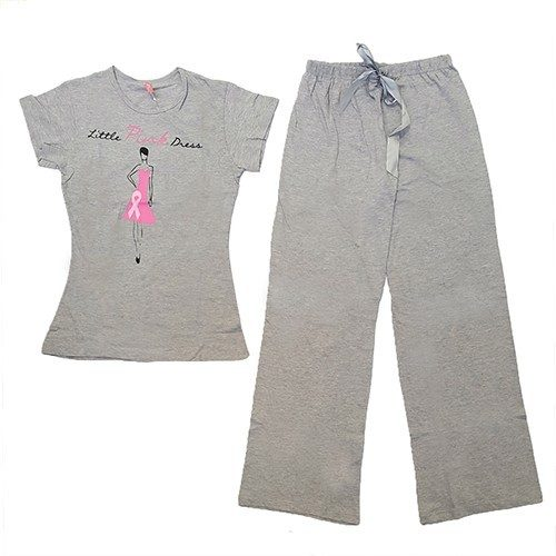 """Little Pink Dress"" Pajama Set Just $8.99!  Ships FREE!"