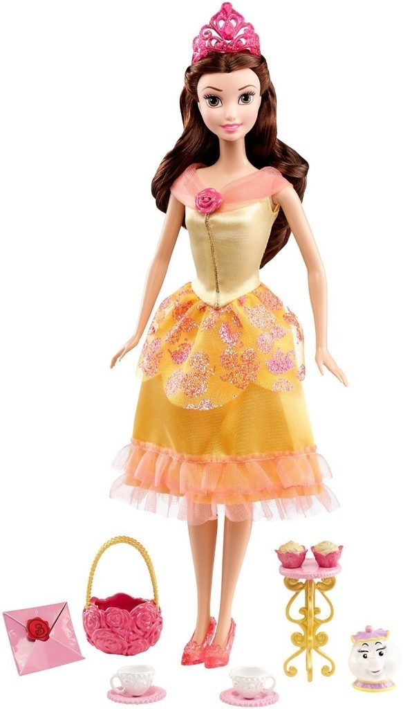 Disney Princess Royal Celebrations Belle Doll Just $6.95 (Reg. $17)!