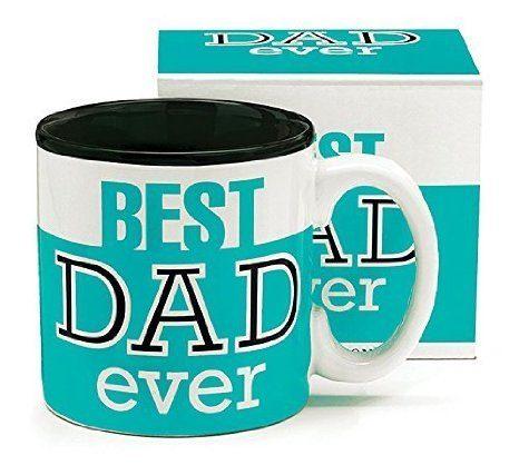 Best Dad Ever 13Oz Coffee Mug Just $7.75! (reg. $14.99)