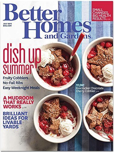 Better Homes & Gardens 1 Year Subscription Just $5!