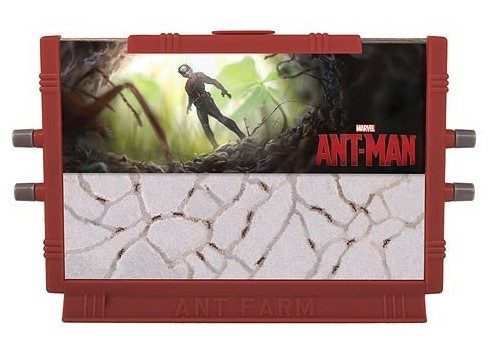Uncle Milton Ant-Man Ant Farm Science Kit!