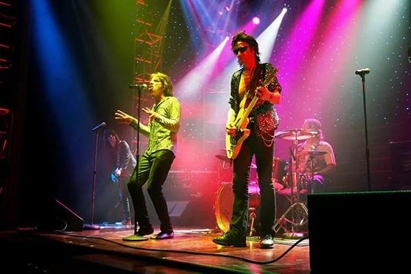 Dallas Arboretum Presents Satisfaction, A Rolling Stones Tribute Band!