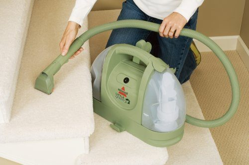 BISSELL Little Green Multi-Purpose Portable Carpet Cleaner Only $49.99!