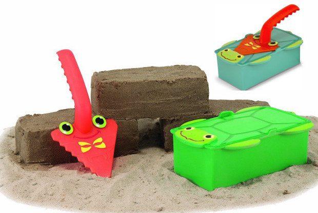 Melissa & Doug Sunny Patch Sand Brick Maker & Trowel Set Only $4.99!