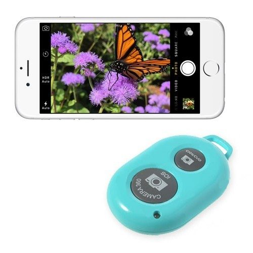 The Bluetooth Remote Camera Shutter Only $6.00! Down From $14.99! Ships FREE!
