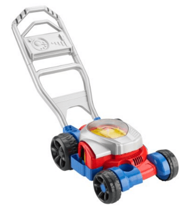 Fisher-Price Bubble Mower Just $14.55 Down From $21!