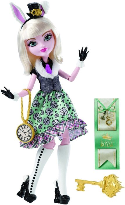 Ever After High Bunny Blanc Doll Only $10.49 (Reg. $15)