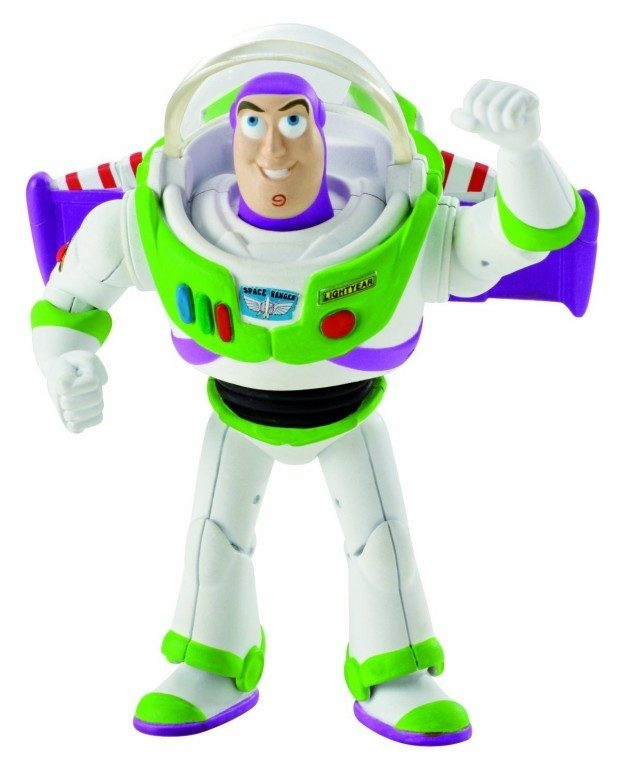 """Disney/Pixar Toy Story Buzz with Wings Figure, 4"""" Just $4.30! (reg. $9)"""