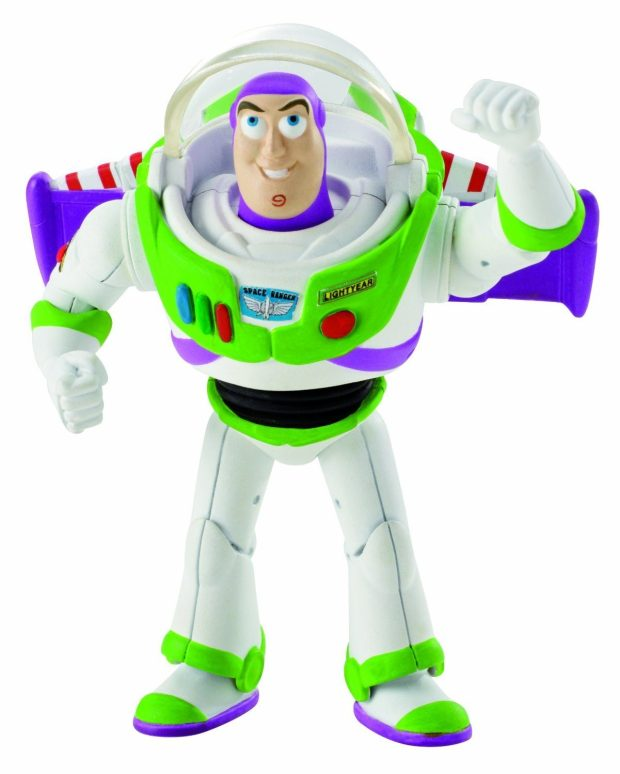 "Disney/Pixar Toy Story Buzz with Wings Figure, 4"" Just $4.30! (reg. $9)"