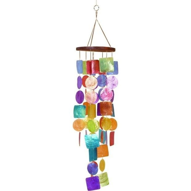 Urban Trends Capiz Wind Chime Only $10.99! (Reg. $20)