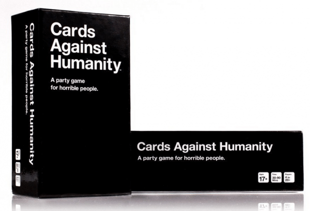 Today Only, Cards Against Humanity 20% Off!