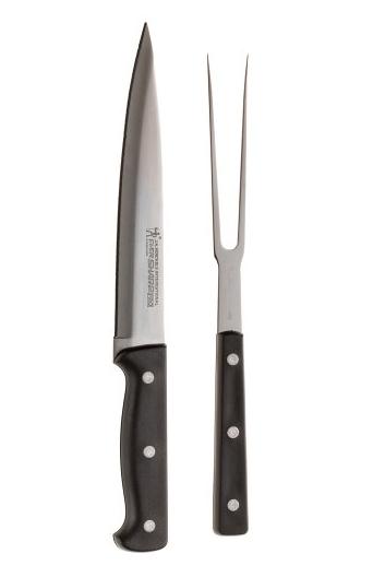 J.A. Henckels Intl Eversharp Pro 2-pc Carving Knife Set Just $19.95!