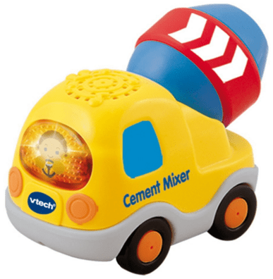 VTech Go! Go! Smart Wheels Cement Mixer Just $4 Down From $10!
