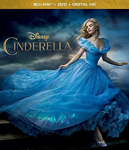 Cinderella Pre-Order 2-Disc  Only $22.40!