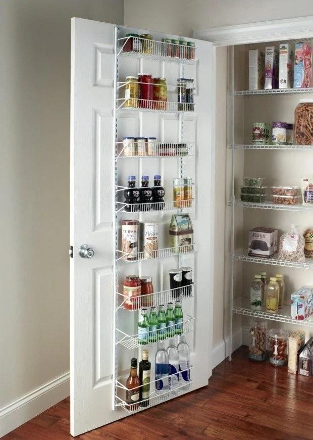 ClosetMaid Adjustable 8-Tier Wall & Door Rack Only $29.80! (Reg. $62)