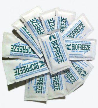 FREE BioFreeze Gel Sample!