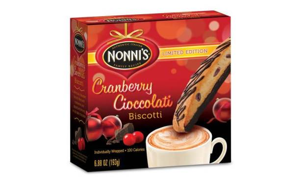 Nonni's New Holiday Flavors And Giveaway!