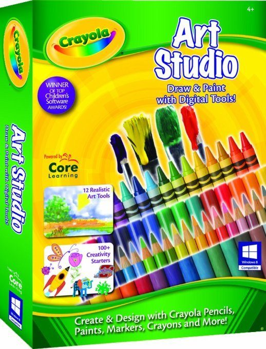 Crayola Art Studio Just $10.99!
